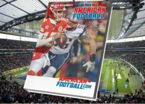 Alles über American Football, das Buch von Holger Weishaupt