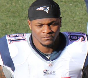 Linebacker Jamie Collins