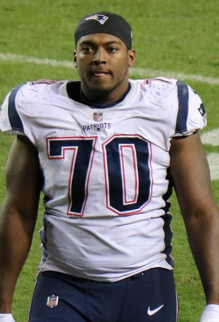 Adam Butler von den New England Patriots