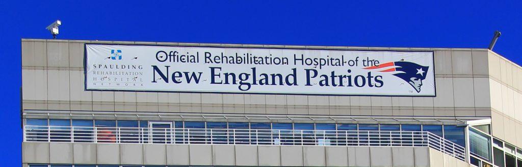 Das offizielle Krankenhaus der New England Patriots im Patriots-News-Ticker