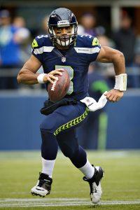 Quarterback Russell Wilson von den Seattle Seahawks ist der MVP-Kandidat der Saison 2019