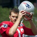 Tom Brady, Quarterback der Patriots
