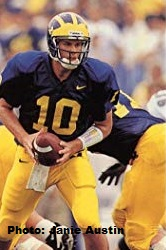 Bradys Collegejahre bei den Michigan Wolverines war hart.